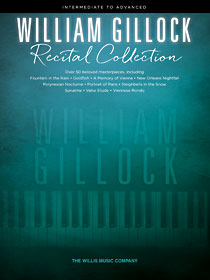 William Gillock Recital Collection